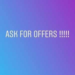 Other - Ask for offers